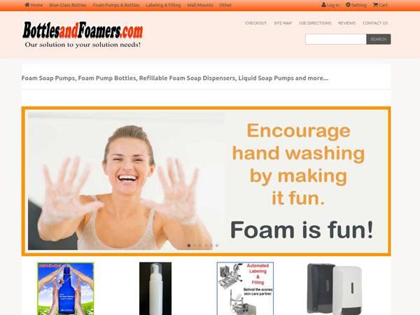 BottlesandFoamers.com
