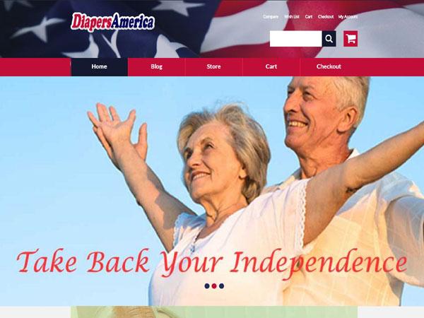 DiapersAmerica.com