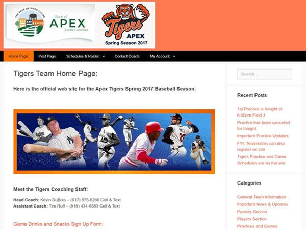 Apex Baseball