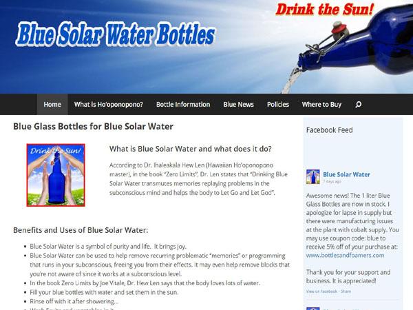 BlueSolarWater